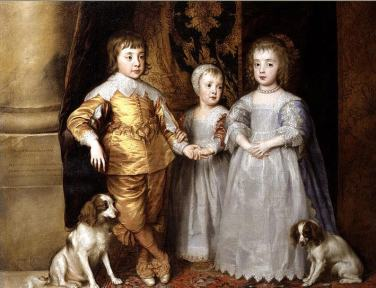 Cavalier King Charles Spaniel historia