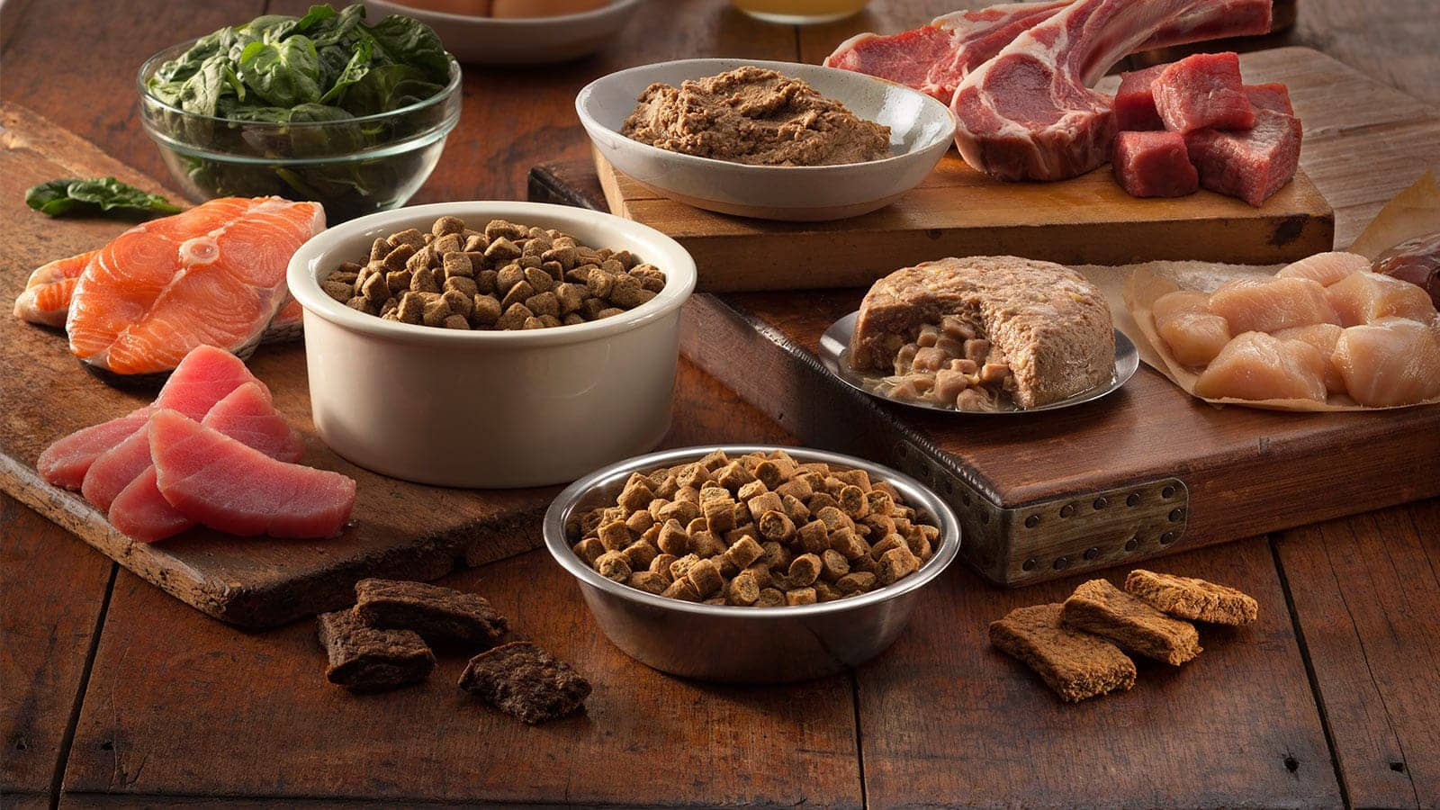 What Is Grain Free Dog Food
