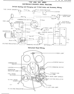 The John Deere 24 Volt Electrical System Explained