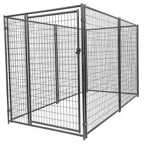 Lucky-Dog-Modular-Welded-Wire-Kennel