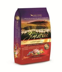 Zignature-Grain-Free-Lamb-Dry-Dog-Food