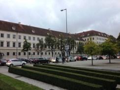 Munich ก็มีรถติดนะ