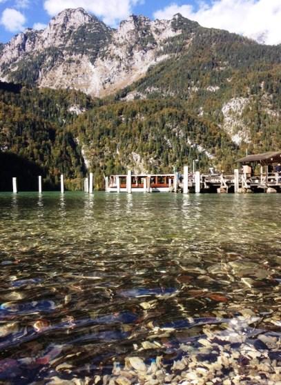 ความสะอาดของน้ำในทะเลสาบมาตรฐานระดับน้ำดื่ม ไกด์บอกมา