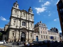 โบสถ์ Église Toussaints