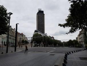Tour Bretagne ตึกระฟ้าแห่งเดียวในเมือง Nantes