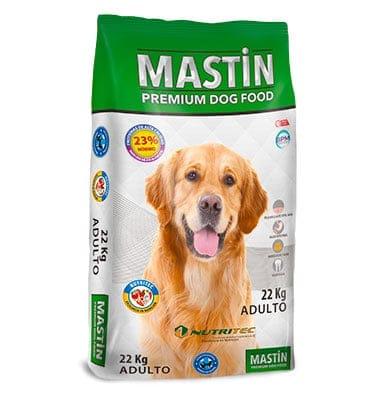 mastin alimento