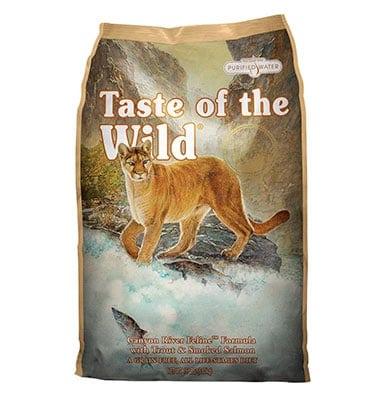 taste canyon river