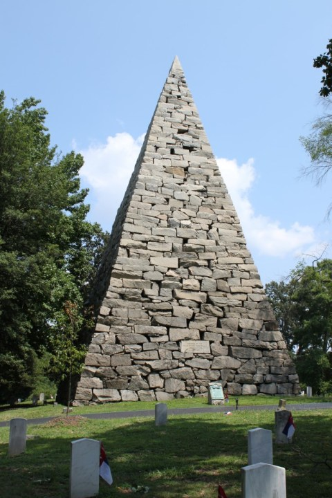 The Confederate Pyramid