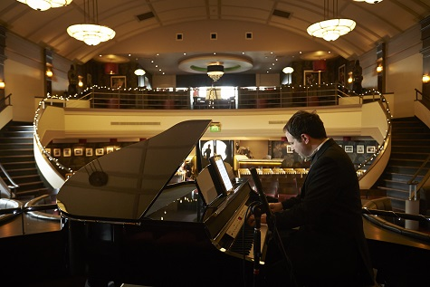 Oxfordshire piano hire for wedding event - 12/3/20
