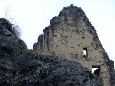 Inca dwelling