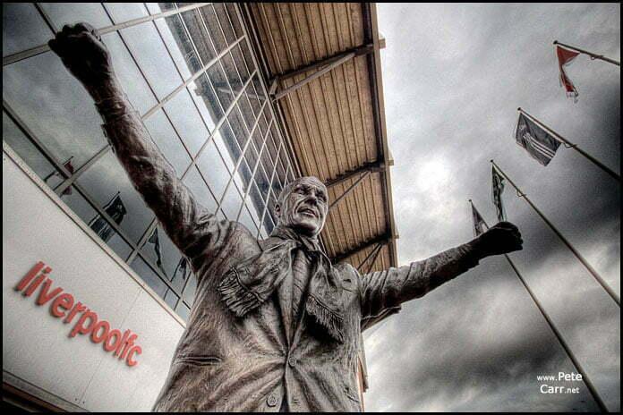 Liverpool FC - Bill Shankly