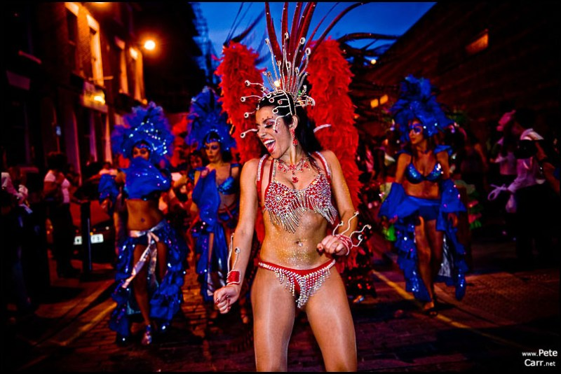 Samba Carnival - II