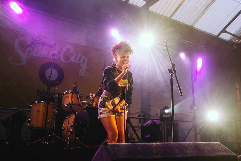 Taylor Fowlis at Liverpool Sound City 2013