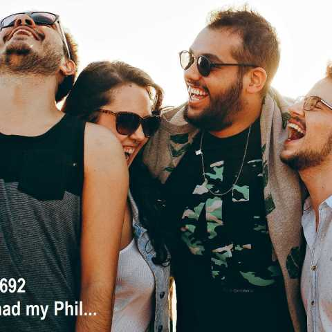 Pete Cogle's Podcast Factory – PCP#692… I've had my Phil…..