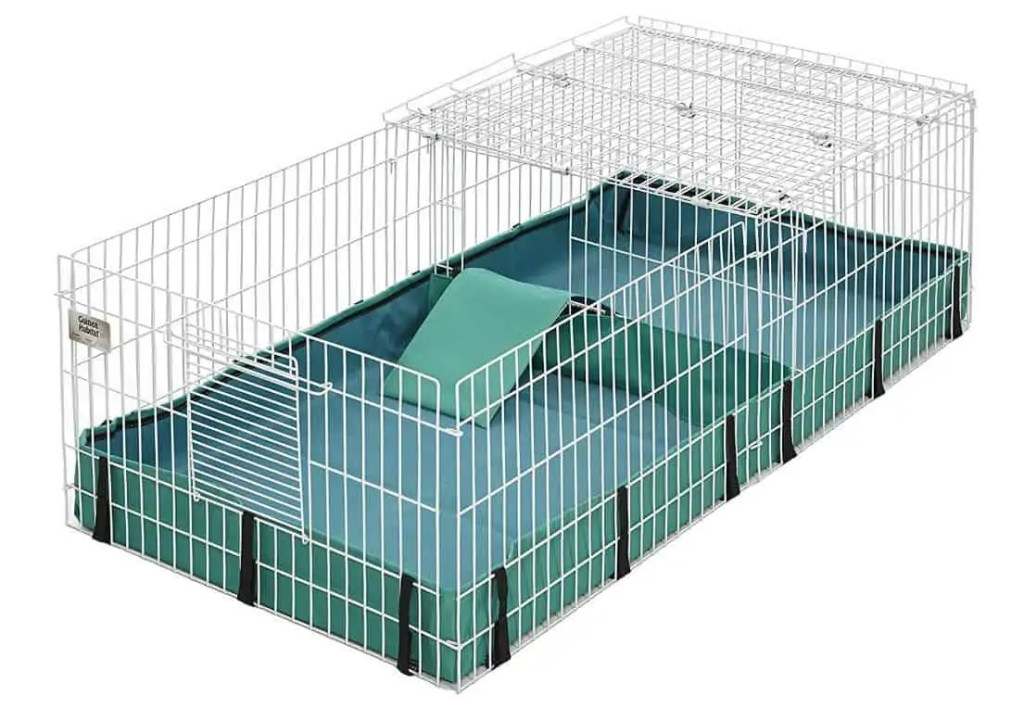 Midwest Guinea Habitat Plus Cage for 2