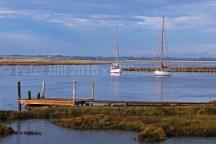 Walton Channel & Hamford Water