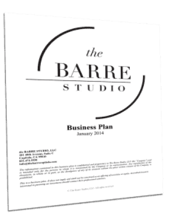 Business Plan Consulting - Case Study