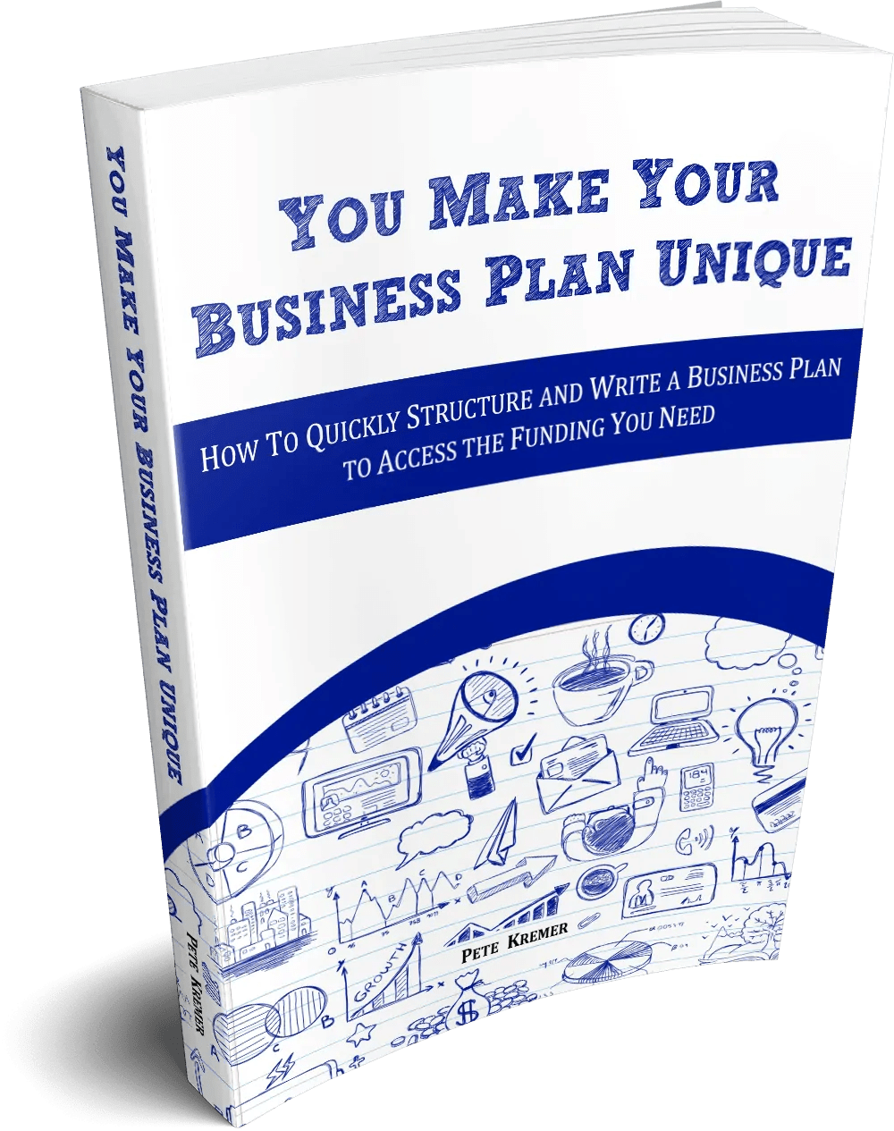 You Make Your Business Plan Unique (business plan book)