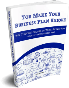 You Make Your Business Plan Unique (ebook)