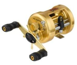 Bass Pro Shops Muskie Angler Reel