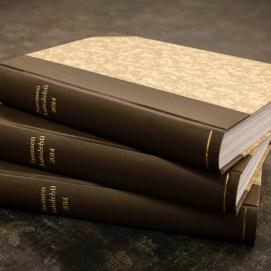 Kirjansidonta-aikakauslehdet