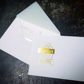 Laadukkaat C5-kirjekuoret folioinnilla