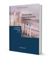 """Buchcover von """"Taxonomie von Unterrichtsmethoden – ein Plädoyer für didaktische Vielfalt"""""""