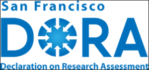 DORA-Logo: San Francisco Declaration on Research Assessment