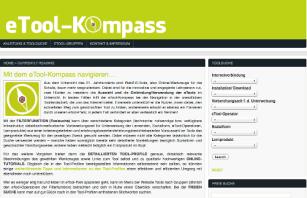 eTool-Kompass – ein bildungstechnologisches Werkzeug