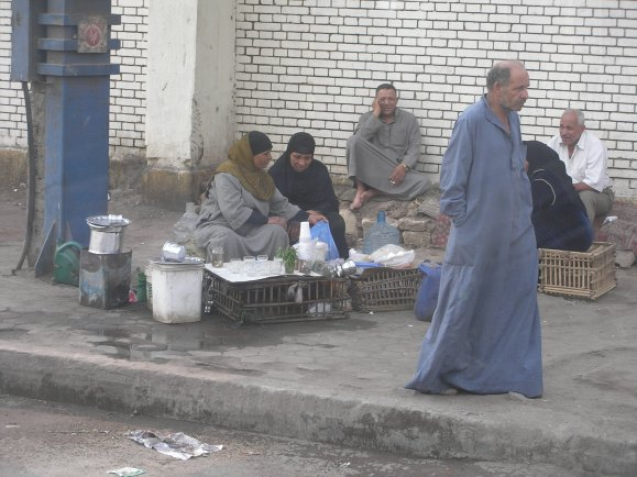 Cairo Street, fall, 2010