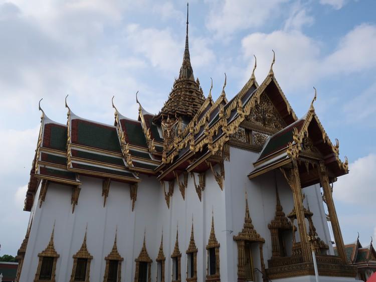 Southeast Asia (9/13) – Wats in Bangkok