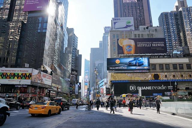 new york street photo