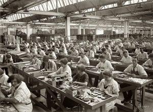 industrial revolution labour