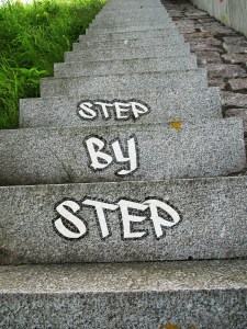 plan step by step