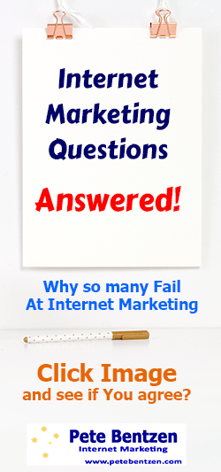 internet marketing questions