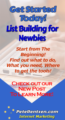List Building Tips image