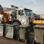 Peterbilt Model 520 for Waste Connections