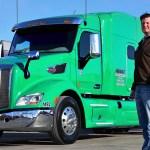 Heniff Transportation Model 579 and founder Bob Heniff