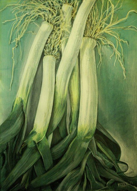 untitled leeks no.2