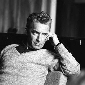Herbert von Karajan by Peter Bock-Schroeder