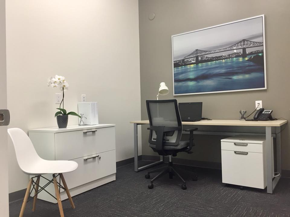 single office fully furnished rental space peterborough
