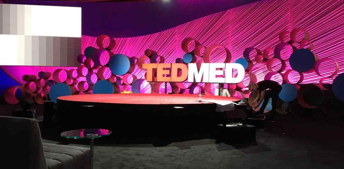 TEDMED stage Palm Springs