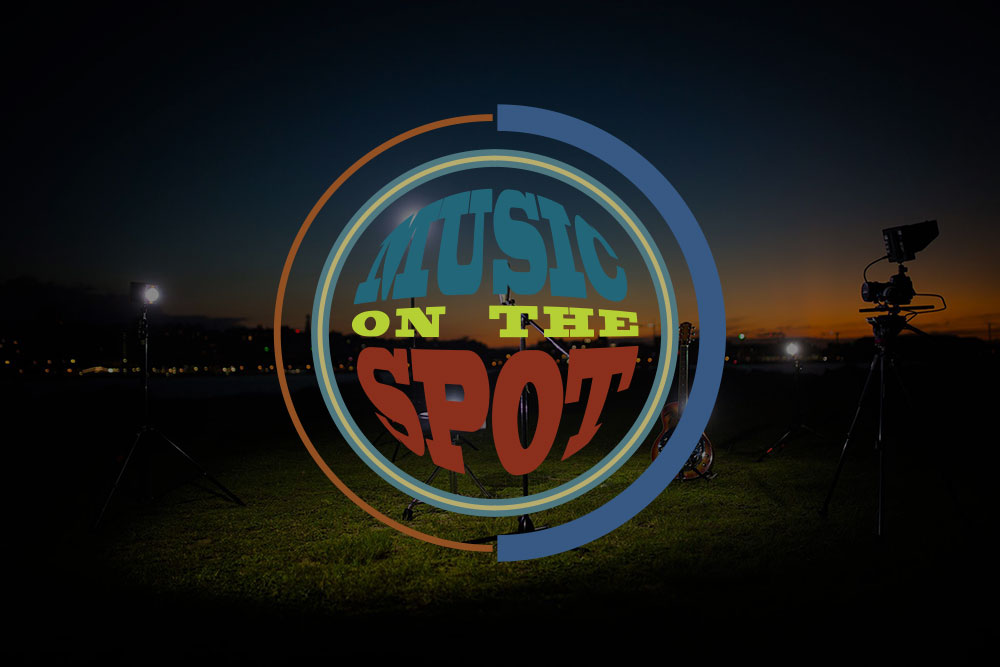Music on the Spot, Newcastle's home of live music video.