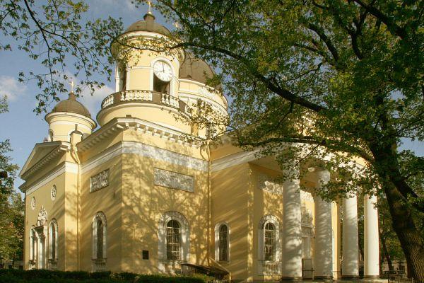 Храмы воинской славы в Санкт-Петербурге — Казанский и ...