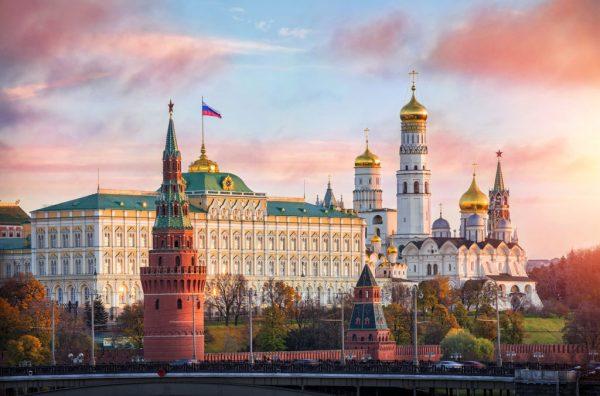 Переезд в Петербург. Russia_Moscow_Sunrises_477970 ...