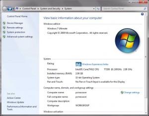 TM8210 on Windows 7