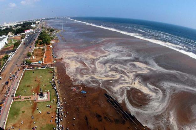 chennai tsunami marina beach