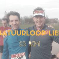 Natuurloop Lier - 25 km