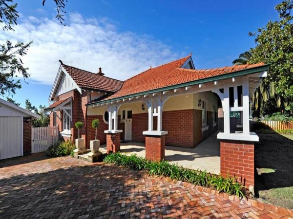 Character home in Mount Lawley