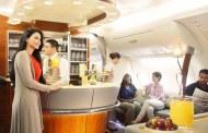 Medlemmer av Emirates Skyward nå er oppgradering «billig»